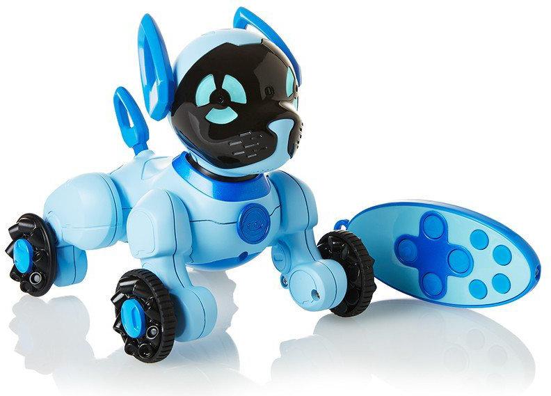 Робот WowWee Chippies 2804-3818 (Blue)