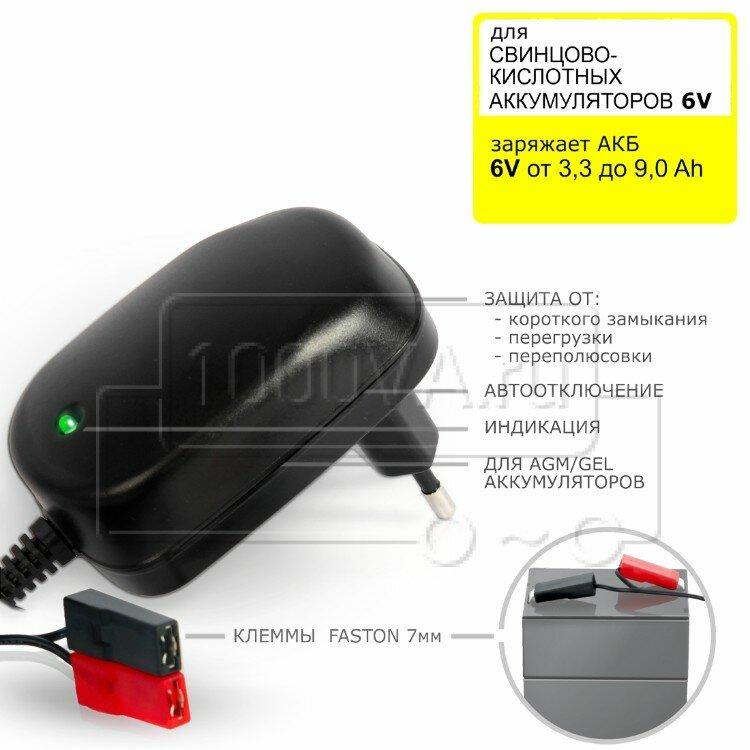 Зарядное устройство ROBITON фото 1