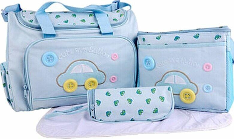 Комплект сумок для мамы , 3 шт, Migliores