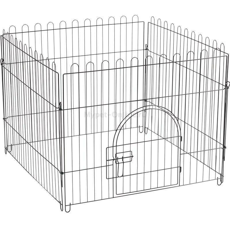 Клетка-вольер для собак Triol K-1, размер 1, размер 84х69см.