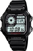 Японские наручные часы Casio Collection AE-1200WH-1A