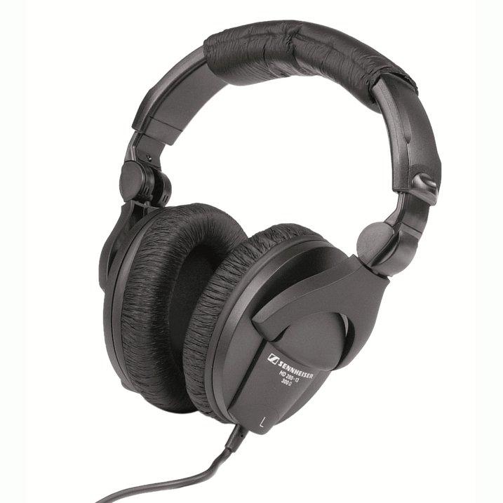 Sennheiser HD280 PRO - Закрытые мониторные наушники, , 8-25000 Гц, 64 Ом, каб. 3 м, спиральный