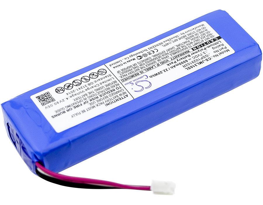 Аккумулятор для JBL Charge 2, Charge 3 (2015) GSP1029102R Cameron Sino CS-JML310SL