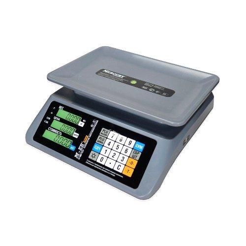 Весы торговые электронные M-ER 320AC-32.5 LCD «Margo»
