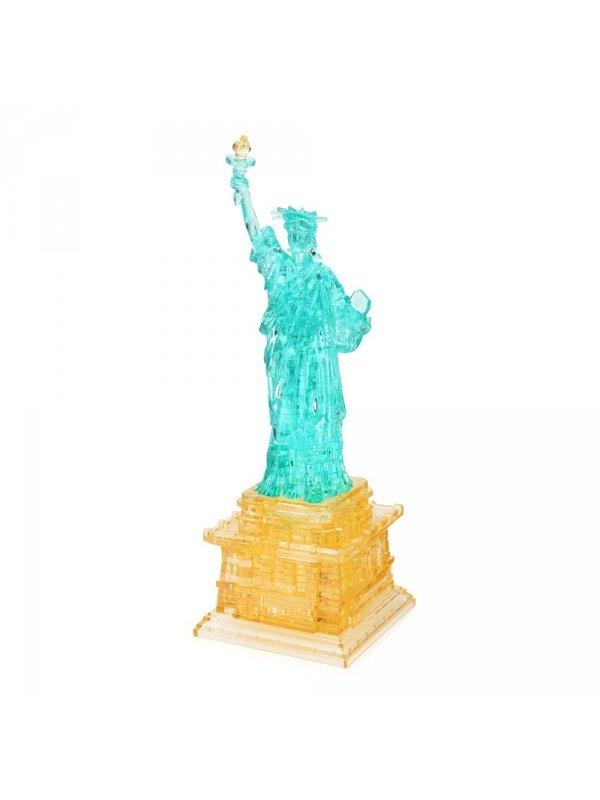 3D головоломка Статуя Свободы 78 деталей Crystal puzzle