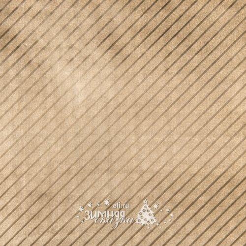 Koopman Упаковочная бумага для подарков Золотое Сияние 76*500 см PPP200310