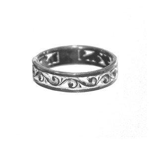 Серебряное кольцо Уран Саха арт. USR029