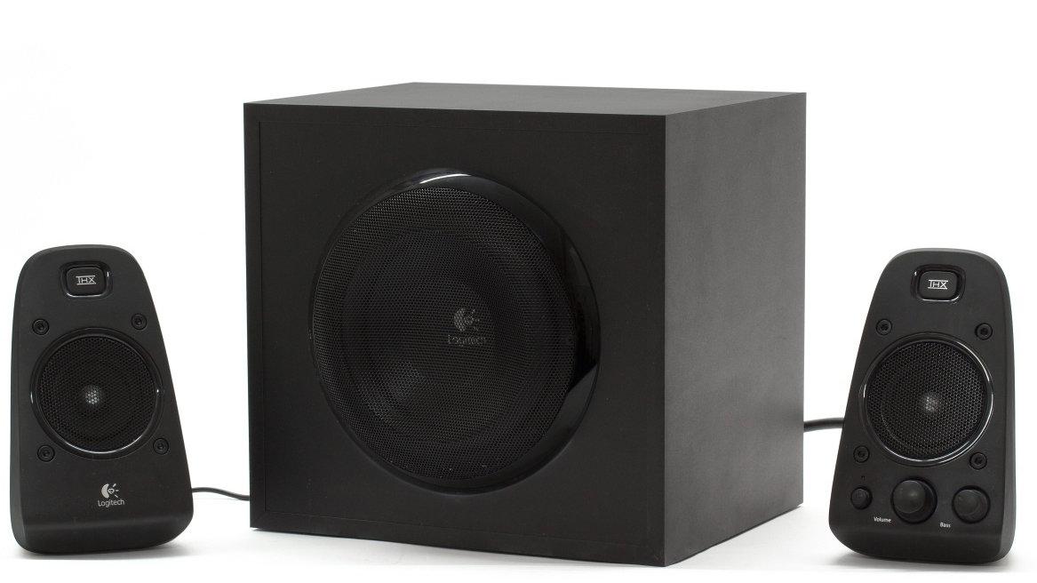 Акустическая система Logitech Speaker System Z623 980-000403 (Black)