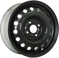 колесные диски Trebl 9680t 6.5x16/5x100 Et42 D57.1 Black - фото 1