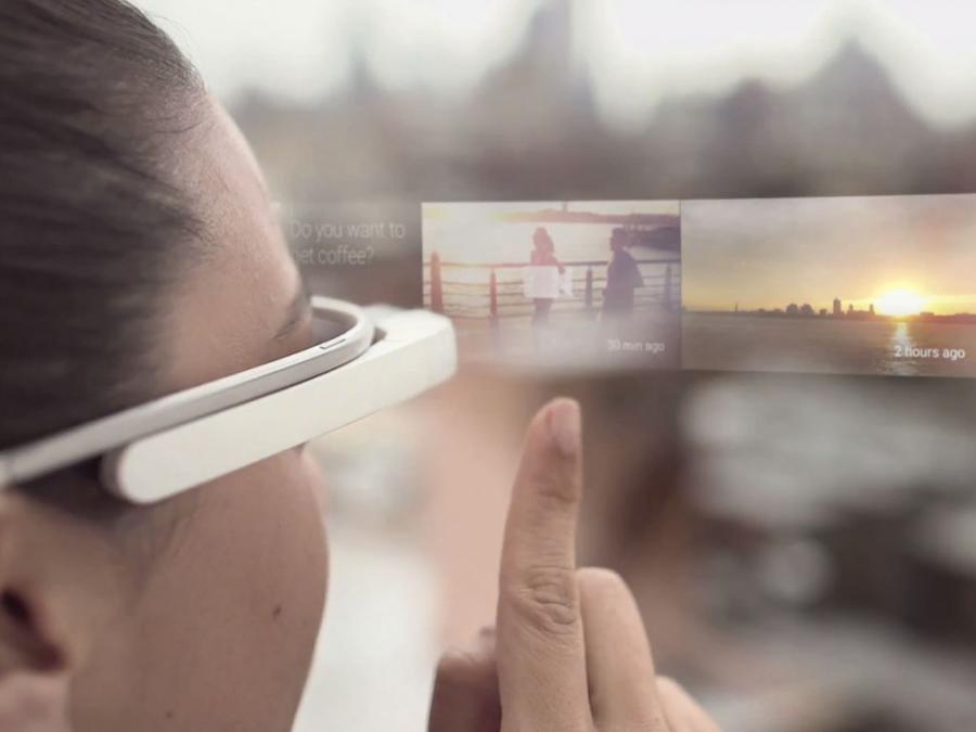 Очки дополненной реальности Google Glass 3.0