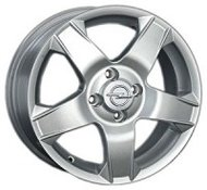 Replay OPL40 6x15 4x100 ET 39 Dia 56.6 silver - фото 1