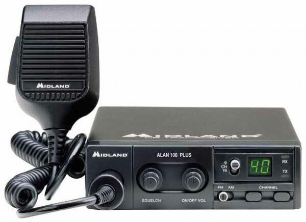 Автомобильная радиостанция Alan 100 Plus
