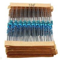 Набор резисторов 0.125 Вт, 30 номиналов по 10 шт.