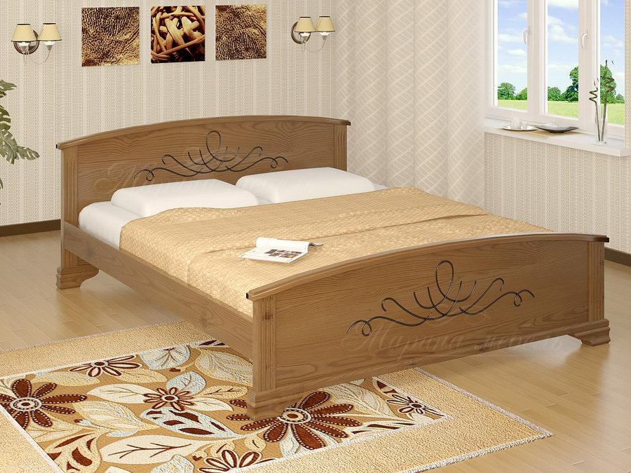 Кровать Нова двуспальная