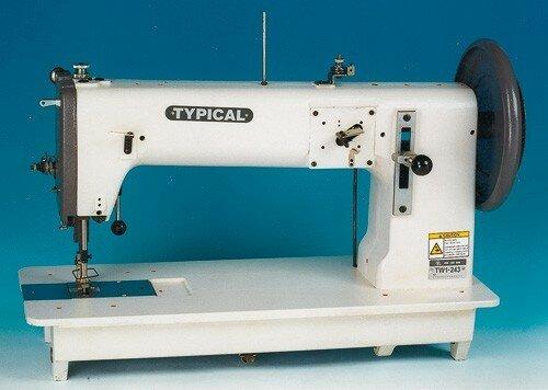Промышленная швейная машина Typical TW1-243 (голова+стол)