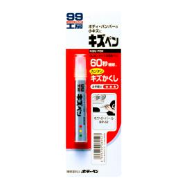 Soft99 Kizu Pen - карандаш для заделки царапин белый (08052)