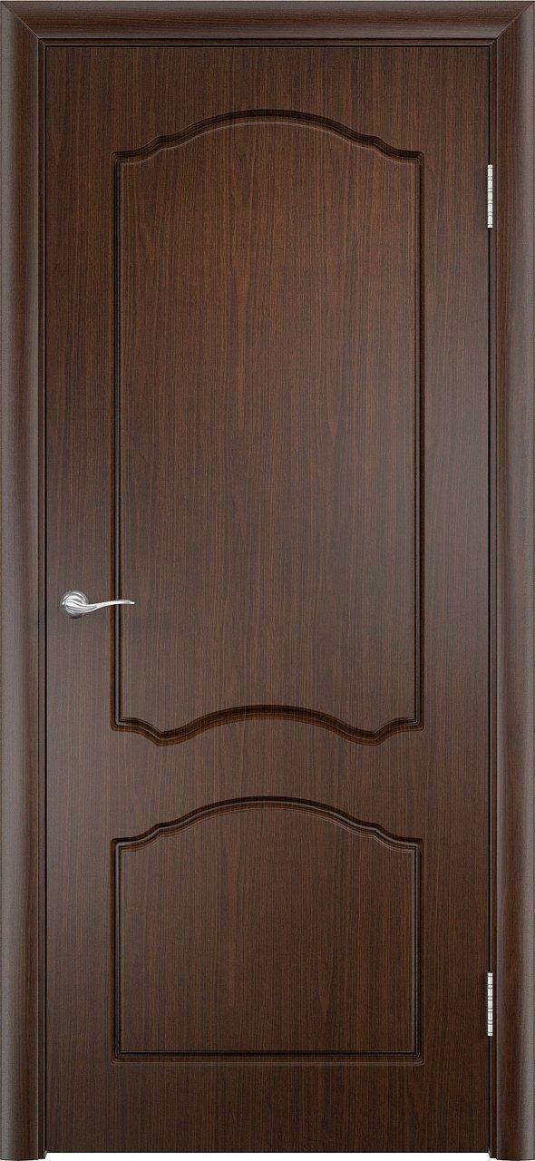 Межкомнатная дверь Верда Лидия ДГ (Венге)