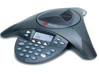 SoundStation2W EX Polycom конференц-телефон аналоговый беспроводной с LCD, расширяемый