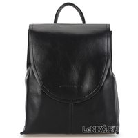 Женская сумка-рюкзак «Ann» 1051 Black