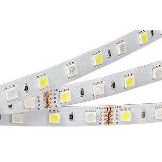 Светодиодная лента Arlight 018326 RT6-5050-60 24V RGB-Day 2x (300LED), 5 метров