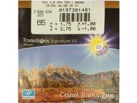 Линзы для очков Essilor Ormix 1.61 Transitions VII Crizal Alize+ UV