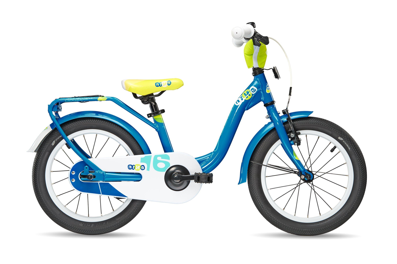 Велосипед SCOOL niXe 16 alloy (2018)