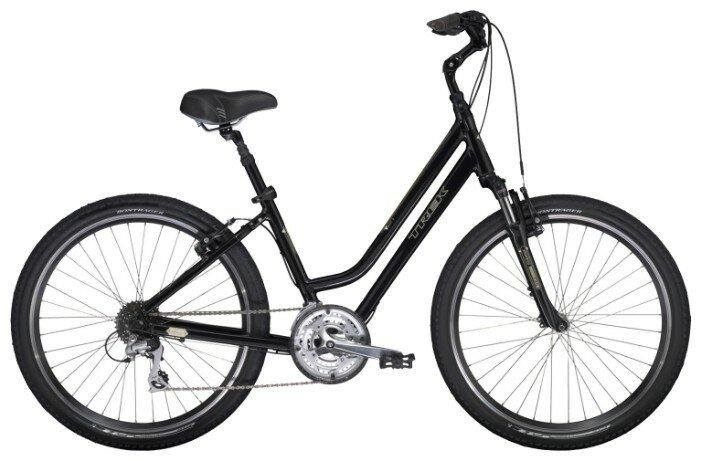 Велосипед Trek Shift 3 F WSD с крыльями 2014