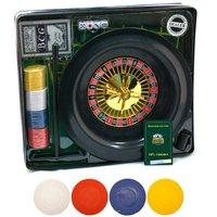 Набор 5 игр: рулетка, покер, блэк-джек, крапс, покер на костях