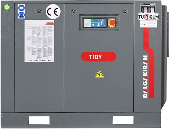 Винтовой компрессор DALGAKIRAN TIDY30-13