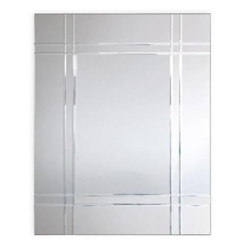 M02555 зеркало V-Groove 45x60см