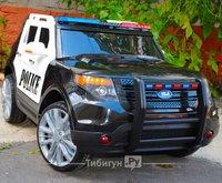 ToyLand Детский электромобиль Police CH 9935