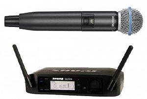 SHURE GLXD24E/B58 Z2 2.4 GHz