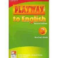 "Gunter Gerngross and Herbert Puchta ""Playway to English (Second Edition) 3 Teacher's Book"""