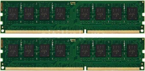 Модуль памяти DDR3 16GB (2*8GB) Kingston KVR13N9K2/16 PC3-10600 1333MHz CL9 1.5V RTL