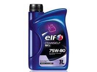 Трансмиссионное масло Elf Tranself NFJ 75W80 GL4+ 1л