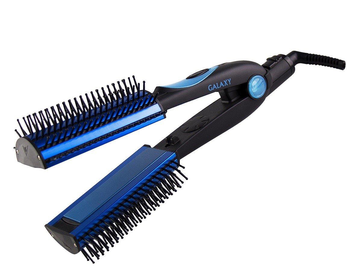 Щипцы-расческа для волос