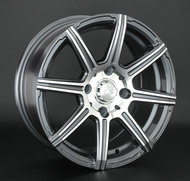 Диск LS Wheels 571 6,5x15 4/114,3 ET40 D73,1 GMF - фото 1