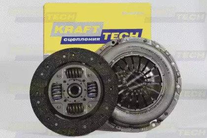 Комплект сцепления Krafttech W02240A9