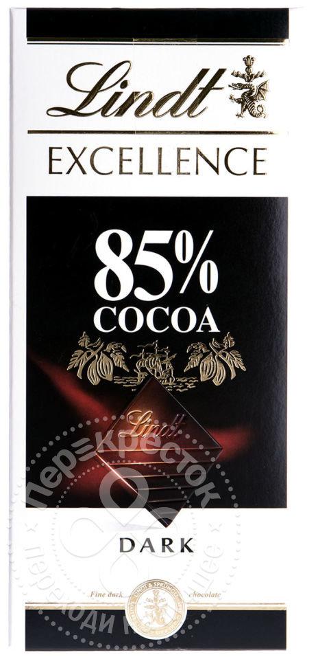Шоколад Lindt Excellence Горький 85% 100г