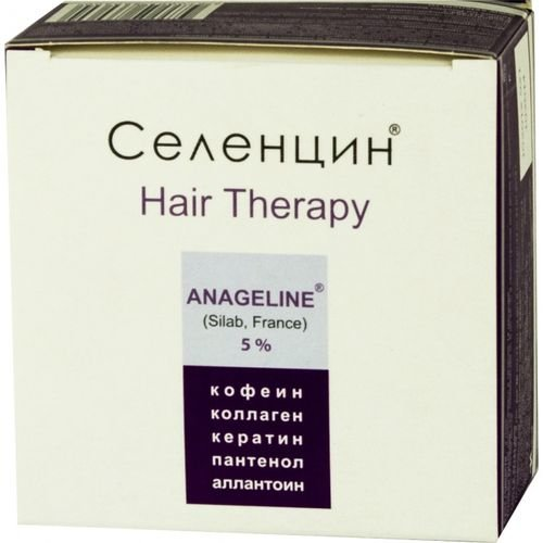 Маска Селенцин от выпадения и ломкости волос hair therapy