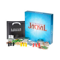 Настольная игра Игры Magellan MAG00011 Настольная игра Шакал (обновленная версия)