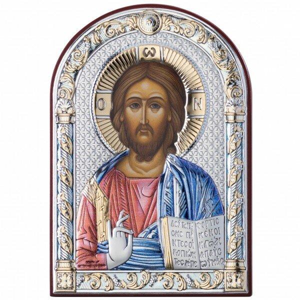 Икона Иисус Христос, Размер 7х11
