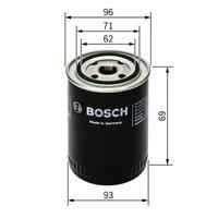 Фильтр автомобильный масляный BOSCH 0451103274 (P3274)