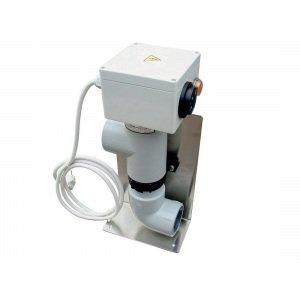 Электронагреватель VagnerPool EOVnTi-3, 3 кВт, 230 В, титан – для наземных бассейнов VagnerPool EOVnTi