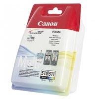 Набор картриджей CANON PG-510/CL-511 MULTIPACK