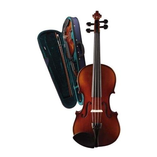 Carayа Bows CARAYA MV-001 Скрипка 4/4 с футляром и смычком