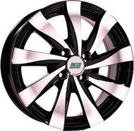 Колесный диск Nitro BFP N2O Y465 5.5xR14 ET38 4*98 D58.6 - фото 1