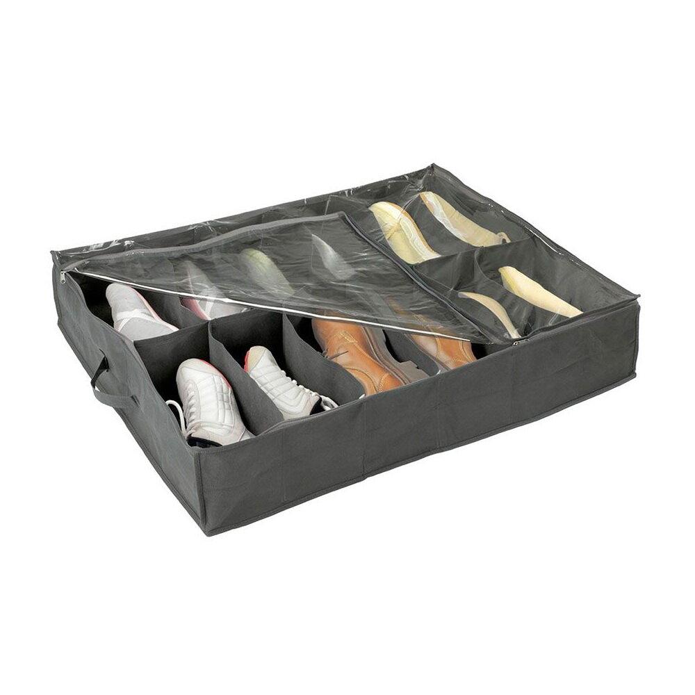 Органайзер для обуви Shoes Organizer Pro с вентиляцией, серый
