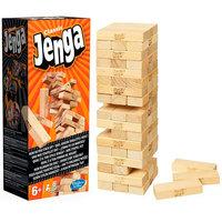 Настольная игра Hasbro Other Games A2120 Настольная игра Дженга обновленная