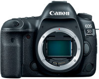 Зеркальный фотоаппарат Canon EOS 5D Mark IV Body (черный)